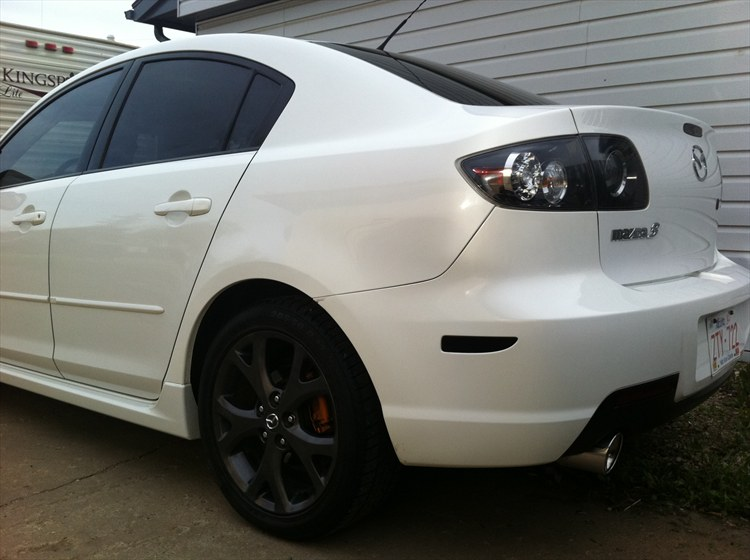 Another Halflax_GP 2007 Mazda MAZDA3 post... - 15929757
