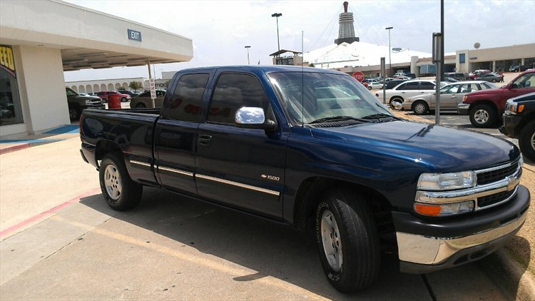 "photo of 07 chevy extended cab в""– 104468"