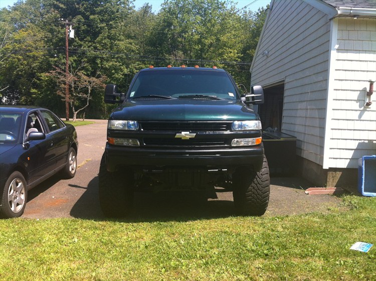 Another Hockeycns 2001 Chevrolet 1500 Extended Cab post... - 15939759