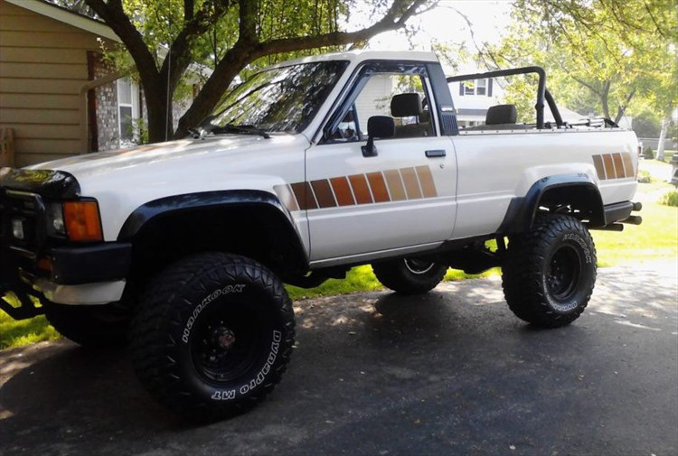 Ron Novak 1985 Toyota 4runner Specs Photos Modification