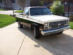 Jordan-Napper 1986 Chevrolet C/K Pick-Up