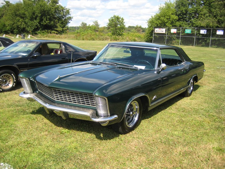 Turquoise57Chevy 1965 Buick Riviera
