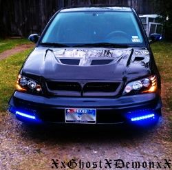 XxGhostXDemonxXs 2002 Mitsubishi Lancer