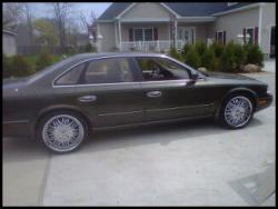 q45fortheladies 1995 Infiniti Q