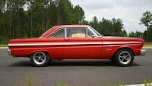 William-Hall 1965 Ford Falcon