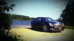 comacazy88 2008 Cadillac CTS