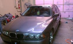 breezyclips 2003 BMW 5 Series
