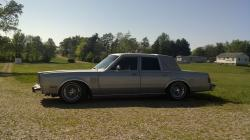 INCREMENTAL's 1987 Chrysler Fifth Ave