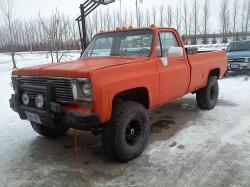 asleson81 1978 Chevrolet C/K Pick-Up