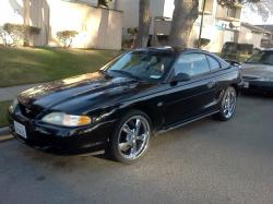 the STANGinater 1994 Ford Mustang