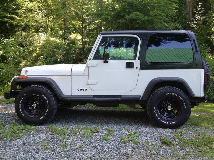 Jeep Yj Lifted >> mr2_sc1988 1992 Jeep YJ Specs, Photos, Modification Info at CarDomain