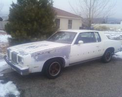 deion_calhoon 1978 Oldsmobile Cutlass Brougham