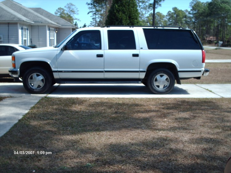 1coolpassat 1999 chevrolet suburban 1500 specs photos modification info at cardomain. Black Bedroom Furniture Sets. Home Design Ideas