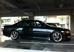1JZ1997 1997 Toyota Chaser