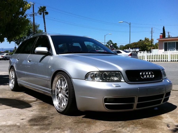 Vi3tboy1029 2001 Audi S42 7t Avant Wagon 4d Specs  Photos  Modification Info At Cardomain
