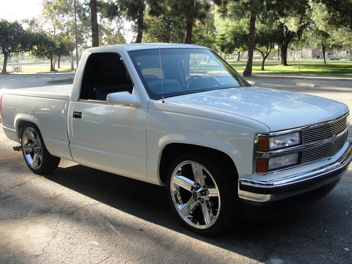 Lowered Chevy Trucks For Sale together with 1996 Chevy Silverado Z71 ... 1985 Chevy Truck Lowered