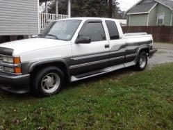 chrisdore83 1996 Chevrolet 1500 Extended Cab