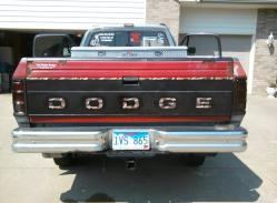 natewoll 1991 Dodge W-Series Pickup