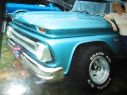 Mckinney2344 1966 Chevrolet Panel Van