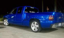 LAMETALLICA 2001 Chevrolet 1500 Extended Cab