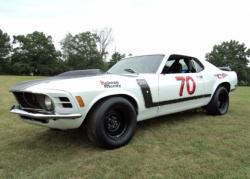 civickiller316 1970 Ford Mustang