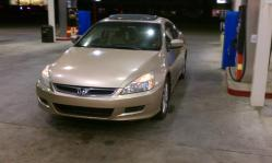 elfiebrupr 2006 Honda Accord