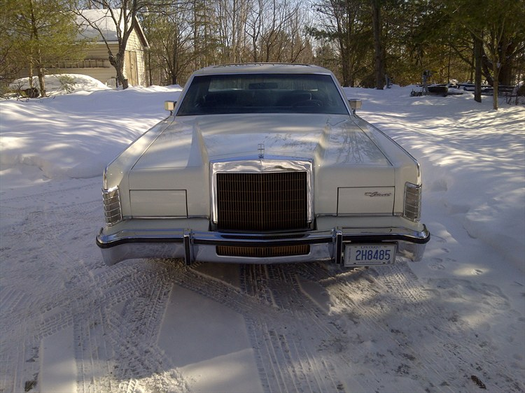 sparkylinc79 1979 Lincoln Continental Specs, Photos
