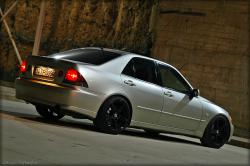 rcbasaran 2001 Lexus IS