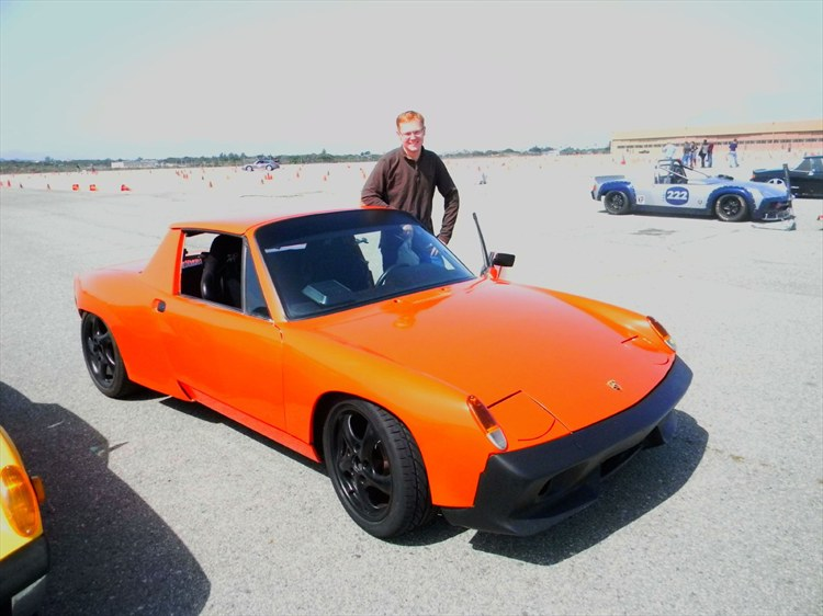 Another adalen 1973 Porsche 914 post... - 15762815
