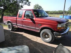 7anner3owles 1992 Ford F150 Regular Cab