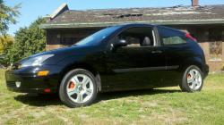 black_zx3 2003 Ford Focus