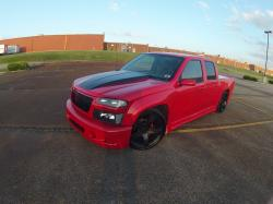 coderedz24 2004 Chevrolet Colorado Crew Cab