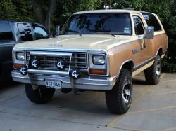 RicoV 1985 Dodge Ramcharger
