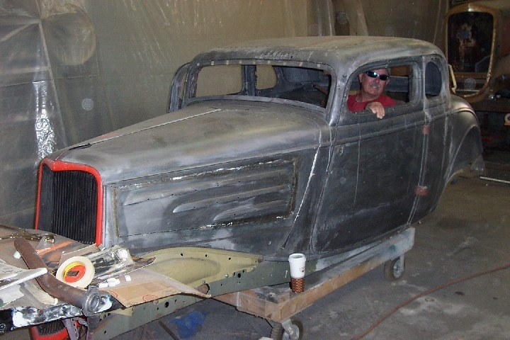 rocky2 1934 Ford Coupe