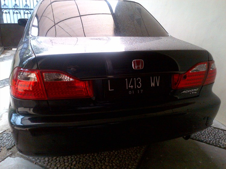 cruiserjimbon 2001 Honda Accord 18765756