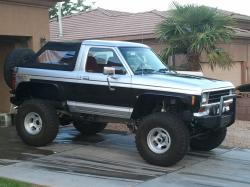 bronco project