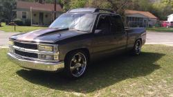 jeremywood 1993 Chevrolet 1500 Extended Cab