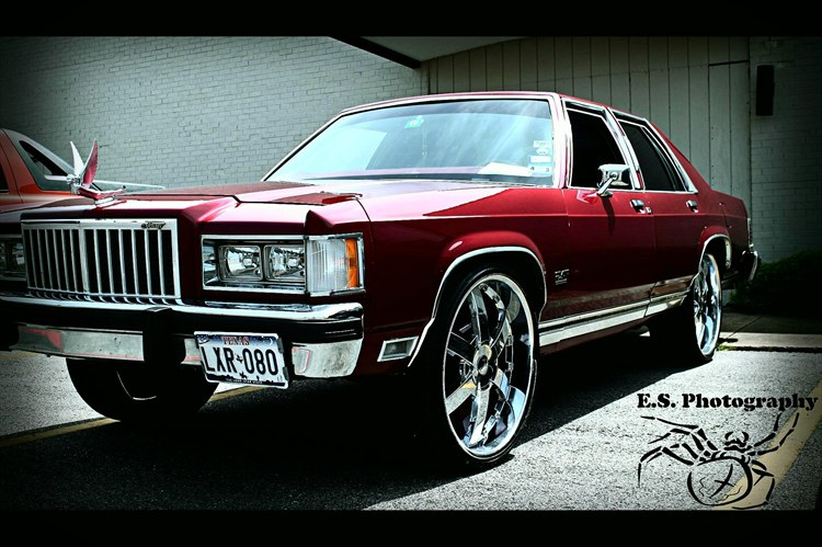 Another WESTSIDE12 1985 Mercury Grand Marquis post... - 15793896
