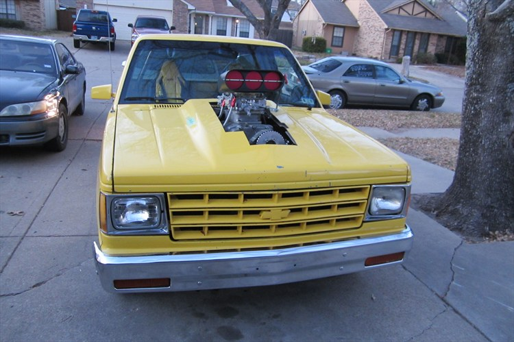 Studmouse82 1982 Chevrolet S10 Regular Cab