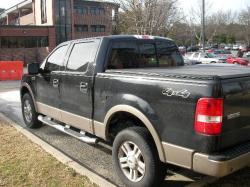 Tjazzy's 2004 Ford F150 SuperCrew Cab