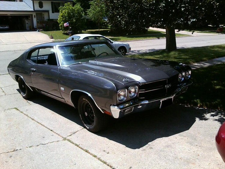 Another Horsetamer 1970 Chevrolet Chevelle post... - 15844871