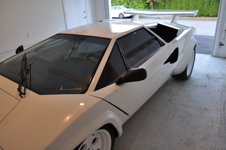 Seastar 1990 Lamborghini Countach Specs Photos