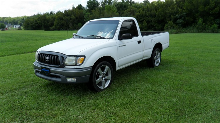 tacorxsupreme 2001 toyota tacoma regular cab specs photos modification info at cardomain. Black Bedroom Furniture Sets. Home Design Ideas
