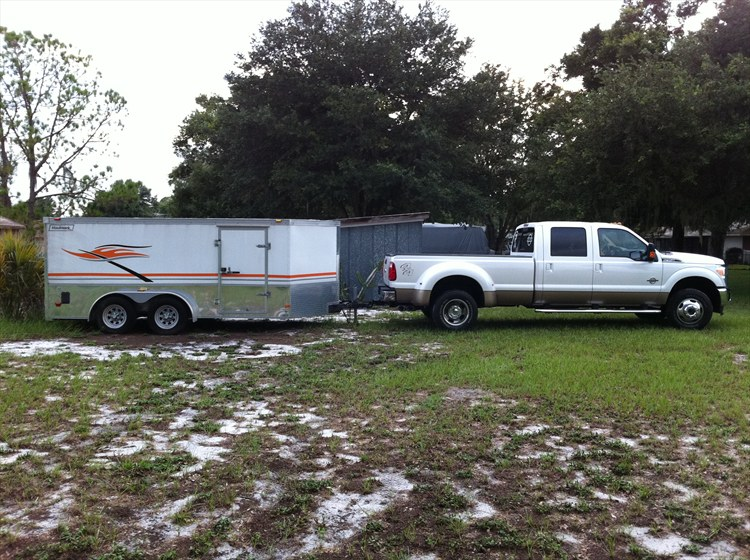 jlsurratt 2011 Ford F350 Super Duty Super Cab & Chassis