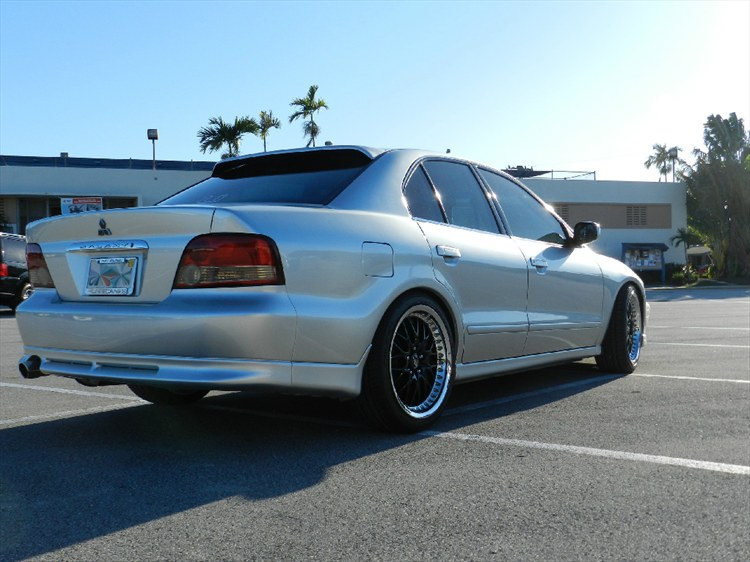 Another DC_eightG_00 2000 Mitsubishi Galant post... - 15884886