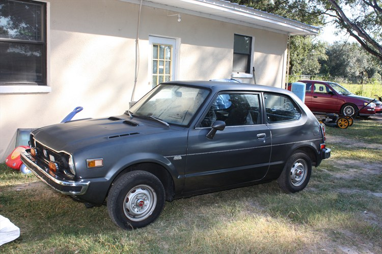 1975 honda civic  | cardomain.com