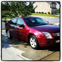 JRCRownme 2006 Ford Fusion