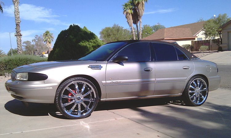 bsilly 1999 buick centurycustom sedan 4d specs photos modification info at cardomain cardomain
