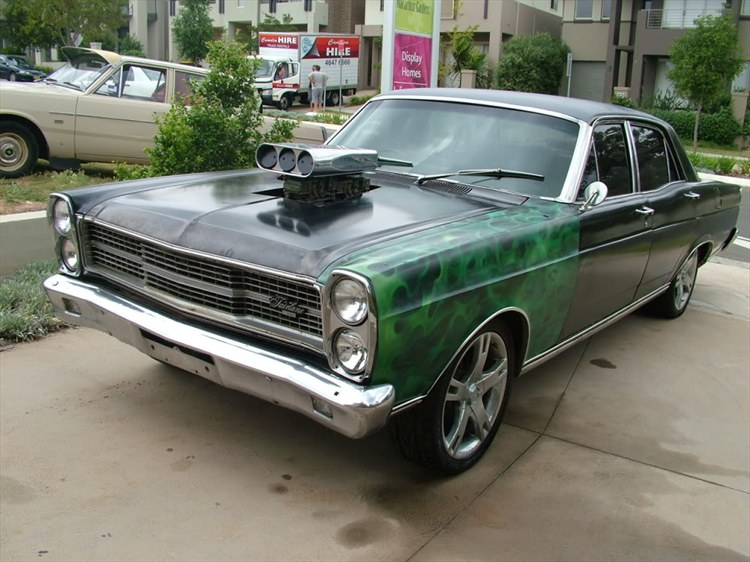 Another GSR_BOY 1970 Ford Fairlane post... - 15524828