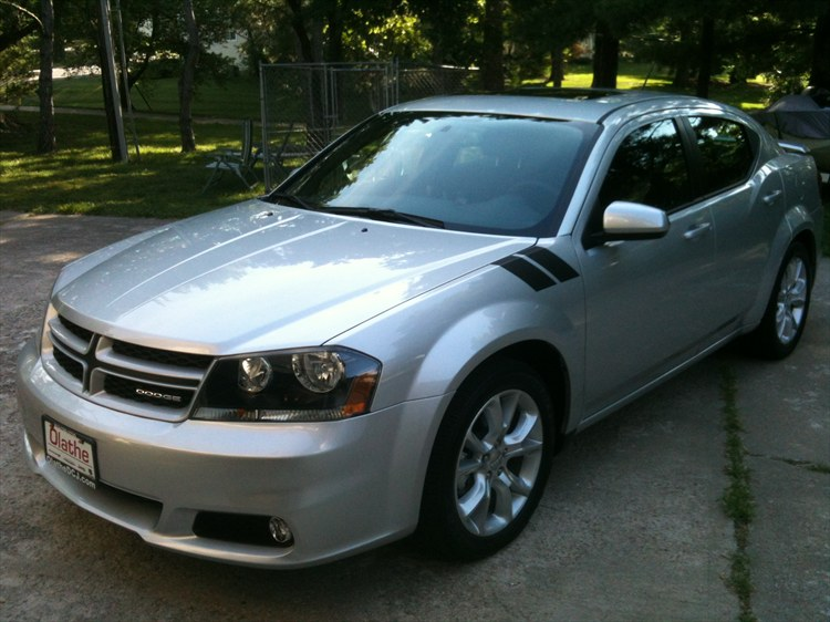 Brand New Fully Loaded 2012 Dodge Avenger R/T - 15825830